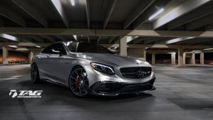 2016 Mercedes-AMG S63 Coupe by TAG Motorsports