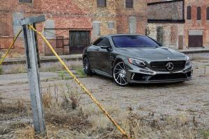 2016 Mercedes-AMG S63 Coupe by Wald