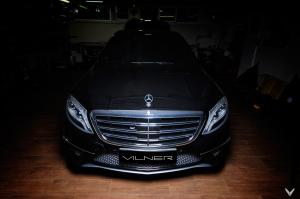 Mercedes-AMG S63 Gipsy King by Vilner 2016 года