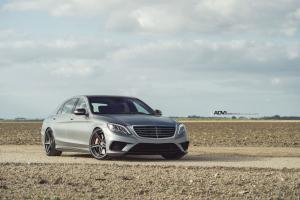 2016 Mercedes-AMG S63 on ADV.1 Wheels (ADV5 MV2 CS)