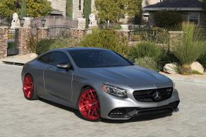 2016 Mercedes-AMG S65 Coupe by Calabasas on Forgiato Wheels (S202)