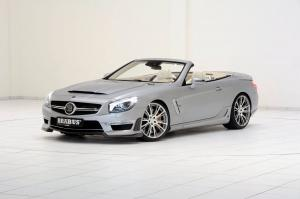 Mercedes-AMG SL65 800 by Brabus 2016 года