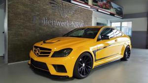 2016 Mercedes-Benz C-Class Coupe by NRW