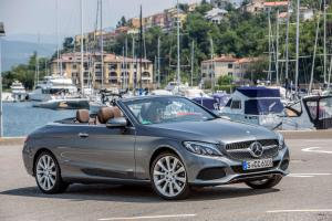 Mercedes-Benz C250 d Cabriolet Edition #1 2016 года