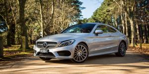 Mercedes-Benz C250 d Coupe AMG Line 2016 года