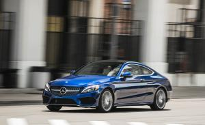 Mercedes-Benz C300 Coupe AMG Line 2016 года (NA)
