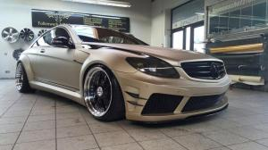 2016 Mercedes-Benz CL63 AMG by Folienwerk