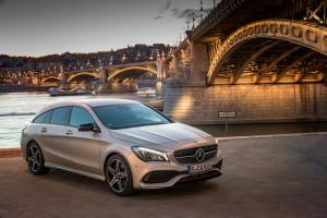 Mercedes-Benz CLA250 Sport 4Matic Shooting Brake 2016 года