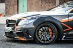 Mercedes-Benz CLS500 Black Edition Stealth by M&D 2016 года