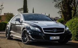 2016 Mercedes-Benz CLS63 AMG Limited Edition by Mansory