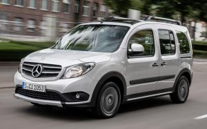 Mercedes-Benz Citan 111 CDI Tourer Off-Road 2016 года