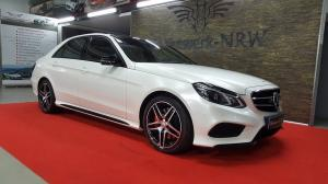2016 Mercedes-Benz E-Class by Folienwerk-NRW