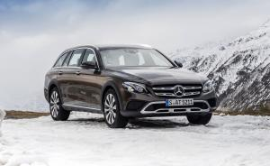 Mercedes-Benz E220 d 4Matic All-Terrain 2016 года (WW)
