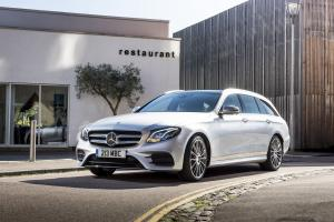2016 Mercedes-Benz E220 d AMG Line Estate