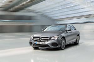 2016 Mercedes-Benz E400 4Matic AMG Line