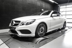 2016 Mercedes-Benz E500 Coupe 4.7 Bi-Turbo by Mcchip-DKR