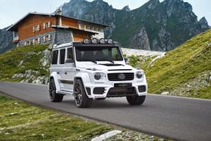 2016 Mercedes-Benz G-Class Gronos by Mansory