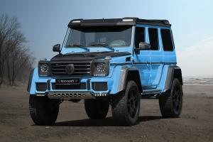 2016 Mercedes-Benz G500 4x4² by Mansory