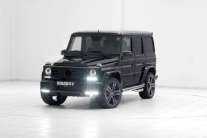 2016 Mercedes-Benz G500 by Brabus