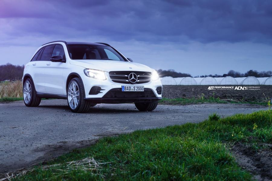 Mercedes-Benz GLC-Class by ATT-Tec on ADV.1 Wheels (ADV5.2 TRACK SPEC CS)