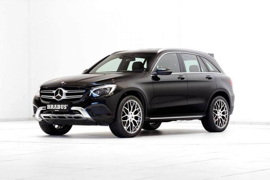 Mercedes-Benz GLC-Class by Brabus