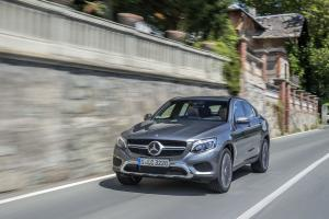 2016 Mercedes-Benz GLC250 d 4Matic Coupe
