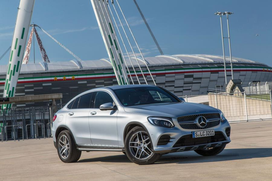 2016 Mercedes-Benz GLC300 4Matic AMG Line Coupe