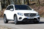 Mercedes-Benz GLC350 d 4Matic AMG Line 2016 года