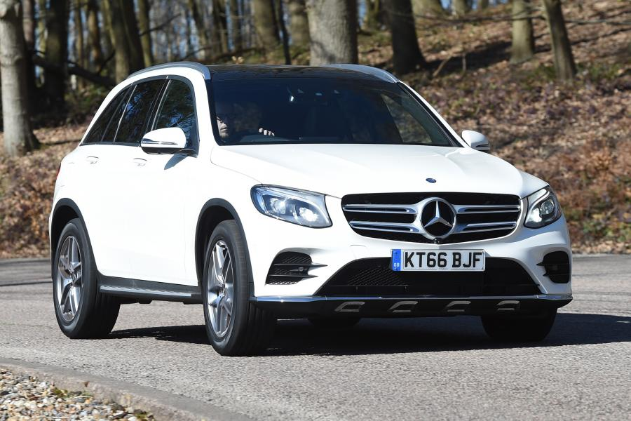 Mercedes-Benz GLC350 d 4Matic AMG Line