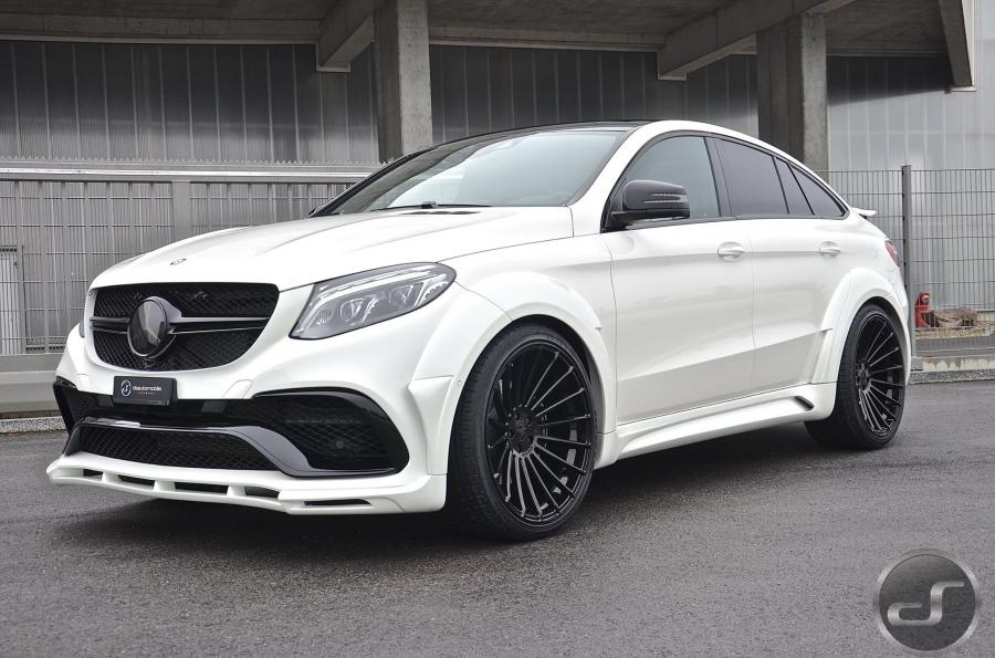Mercedes-Benz GLE Coupe by Hamann and DS Automobile