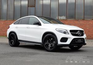 2016 Mercedes-Benz GLE Coupe by MEC Design (CC3 Wheels)