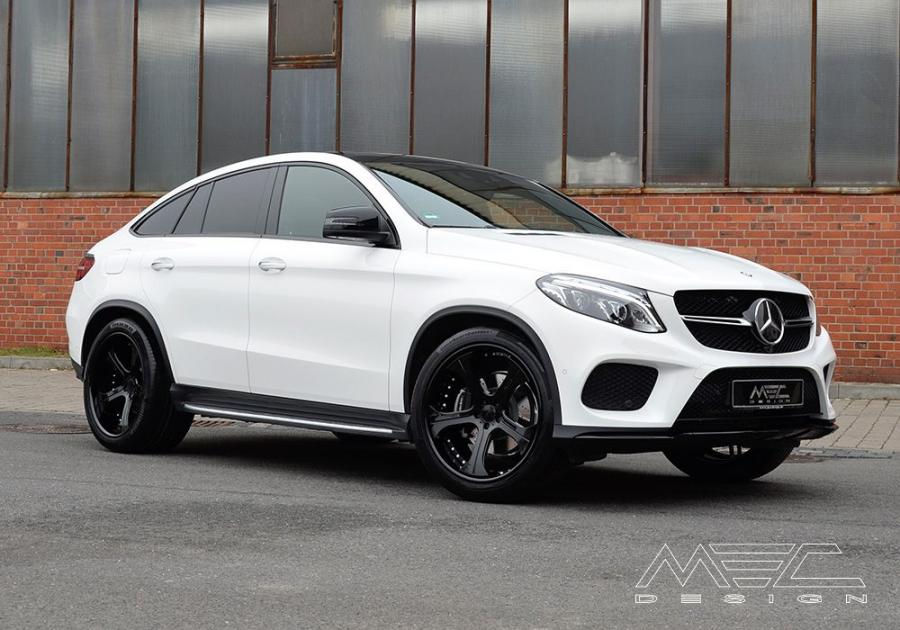 Mercedes-Benz GLE Coupe by MEC Design (CC3 Wheels)