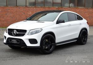 2016 Mercedes-Benz GLE Coupe by MEC Design (CCD5 Wheels)