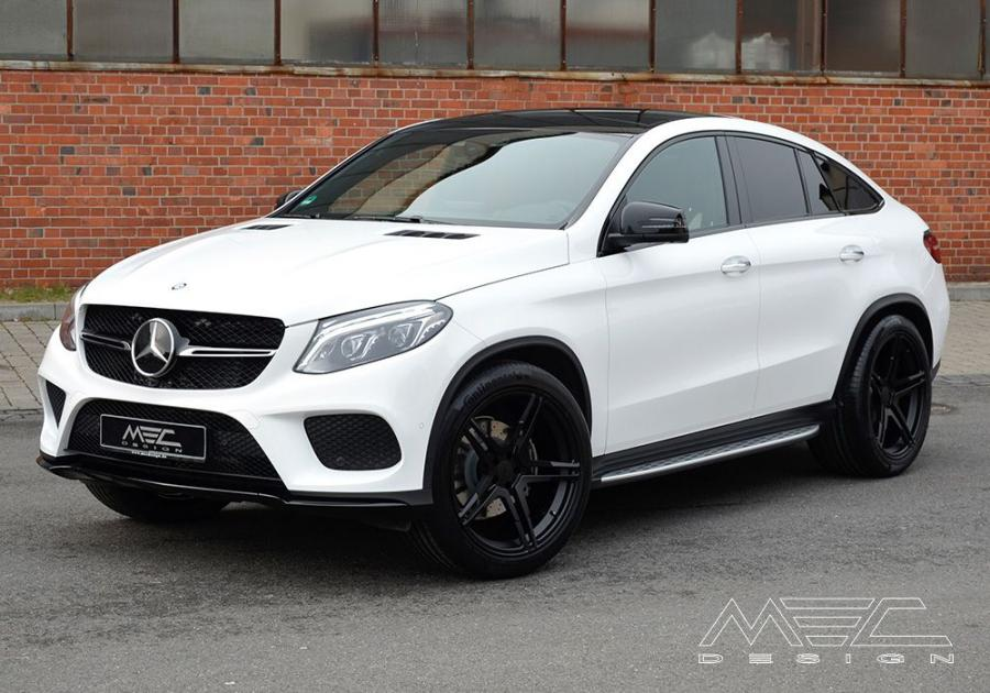Mercedes-Benz GLE Coupe by MEC Design (CCD5 Wheels)
