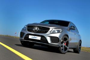 2016 Mercedes-Benz GLE Coupe by OXIGIN