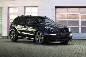2016 Mercedes-Benz GLE-Class Guard Inferno by TopCar