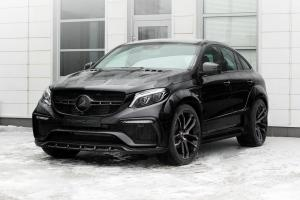 2016 Mercedes-Benz GLE350d Coupe Inferno by TopCar