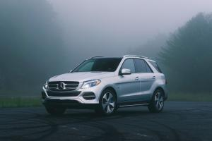 2016 Mercedes-Benz GLE550 e 4Matic