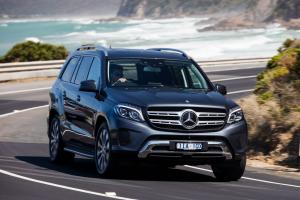 2016 Mercedes-Benz GLS350 d 4Matic