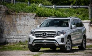 2016 Mercedes-Benz GLS450 4Matic