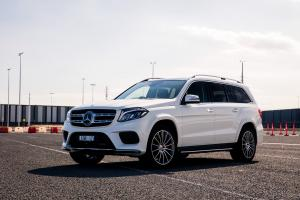2016 Mercedes-Benz GLS500 4Matic AMG Line