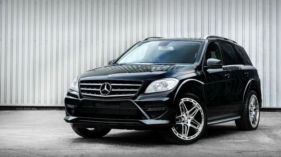 Mercedes-Benz ML-Class by Project Kahn