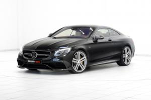 Mercedes-Benz S-Class Coupe 900 by Brabus 2016 года