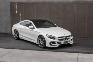 2016 Mercedes-Benz S-Class Coupe Ethon by FAB Design
