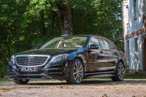 2016 Mercedes-Benz S-Class by ART
