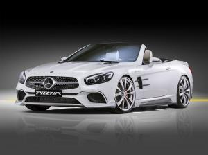 2016 Mercedes-Benz SL-Class Avalange GTR by Piecha Design