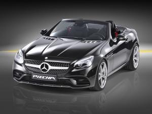 Mercedes-Benz SLC250 d by Piecha Design 2016 года