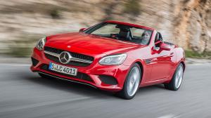 2016 Mercedes-Benz SLC250 d
