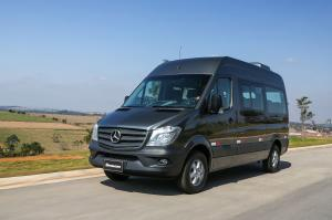 2016 Mercedes-Benz Sprinter 415 CDI