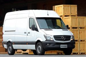 2016 Mercedes-Benz Sprinter 415 CDI Furgao